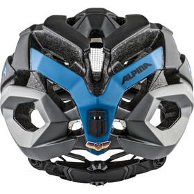 Alpina Valparola Helmet black-silver-blue